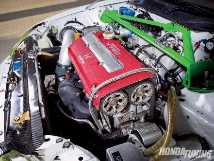 Tuning JDM en motor Honda