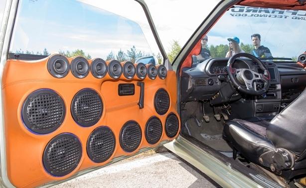Sistema de sonido para tuning